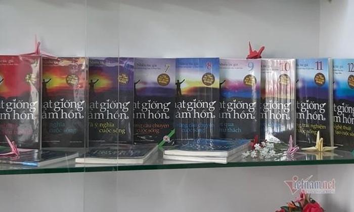 """Tuyển tập những cuốn sách """"Hạt giống tâm hồn"""""""