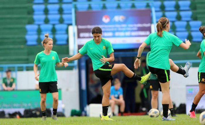Đội tuyển bóng đá nữ Úc