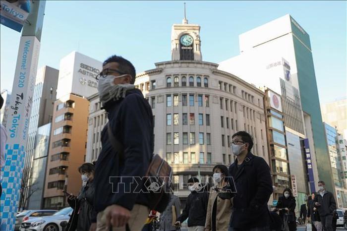 Người dân tại Tokyo, Nhật Bản