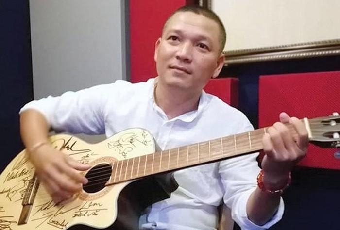 Nhạc sỹ Lê Hồng Phúc