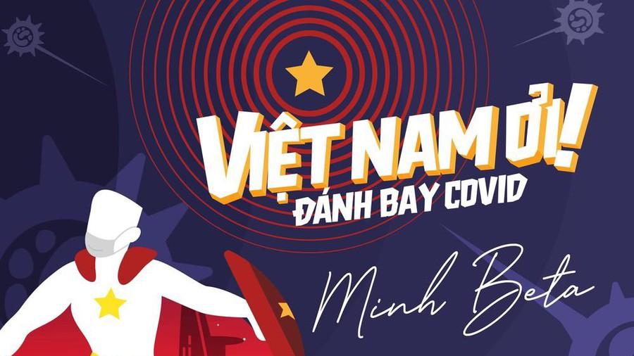 ca khúc Việt Nam ơi đánh bay covid