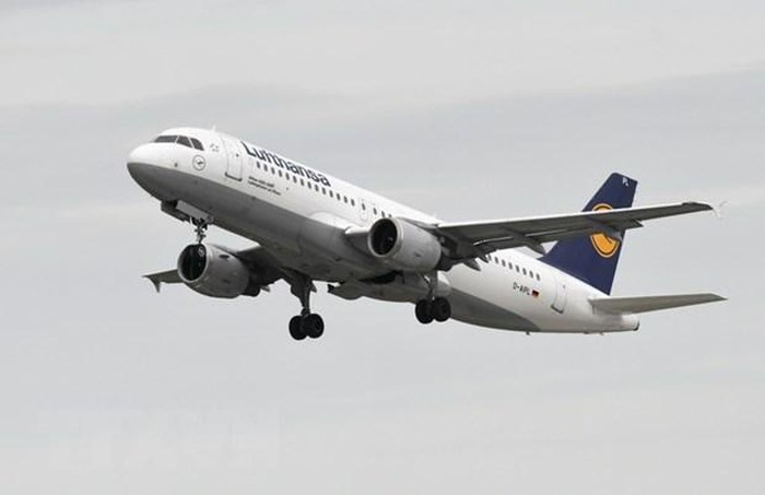 Máy bay của hãng hàng không Lufthansa