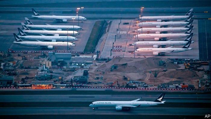 toàn cảnh sân bay